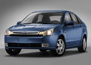 Покупка динамичного автомобиля Форд Фокус