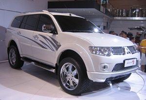 Mitsubishi Pajero Sport -внедорожник для российских дорог