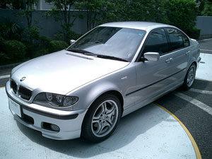 BMW 318 - экономичный Бмв третьей серии