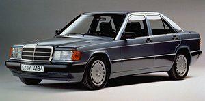 Mercedes Benz 190 - старый друг лучше новых двух