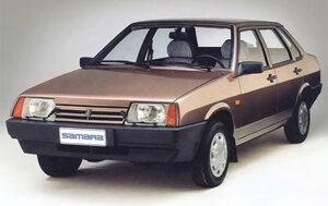 LADA 21099 - народный автомобиль