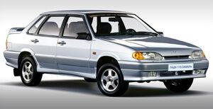 ВАЗ 2115 - семейный седан эконом класса