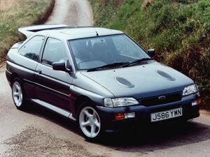 Ford Escort - популярный автомобиль из 90-х
