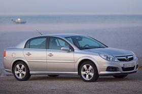 Opel Vectra - подержанный немец D-класса