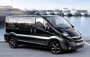 Opel Vivaro - английское качество под немецким брендом