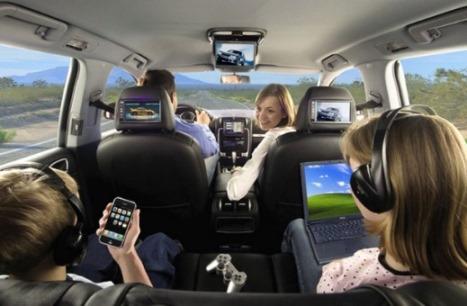 Как развлечь себя в авто во время пути