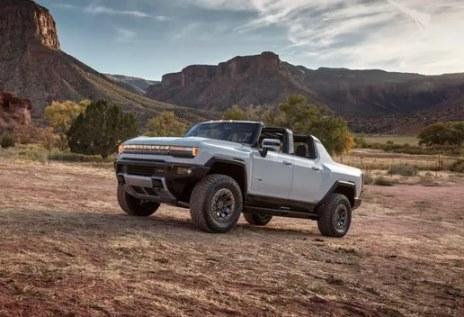 GMC Hummer EV получит пакет для экстремального бездорожья